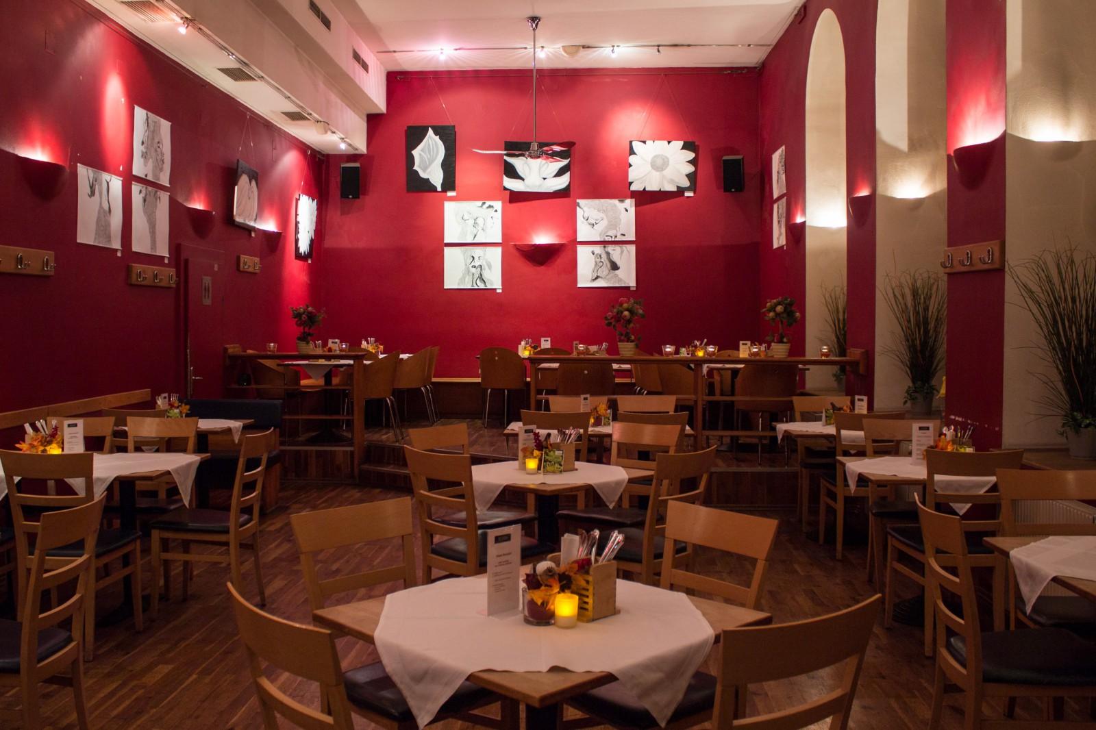 Restaurant Leopold Essen Trinken In Wien