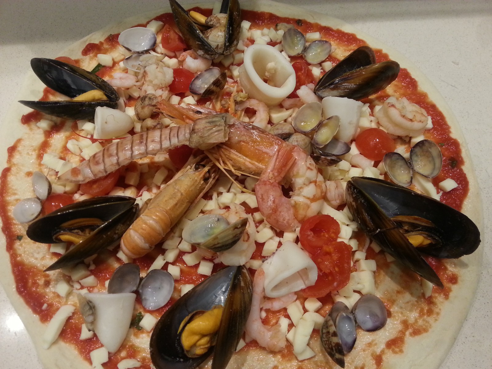 Restaurant Costiera - Cucina di Mare Pizzeria in Salzburg