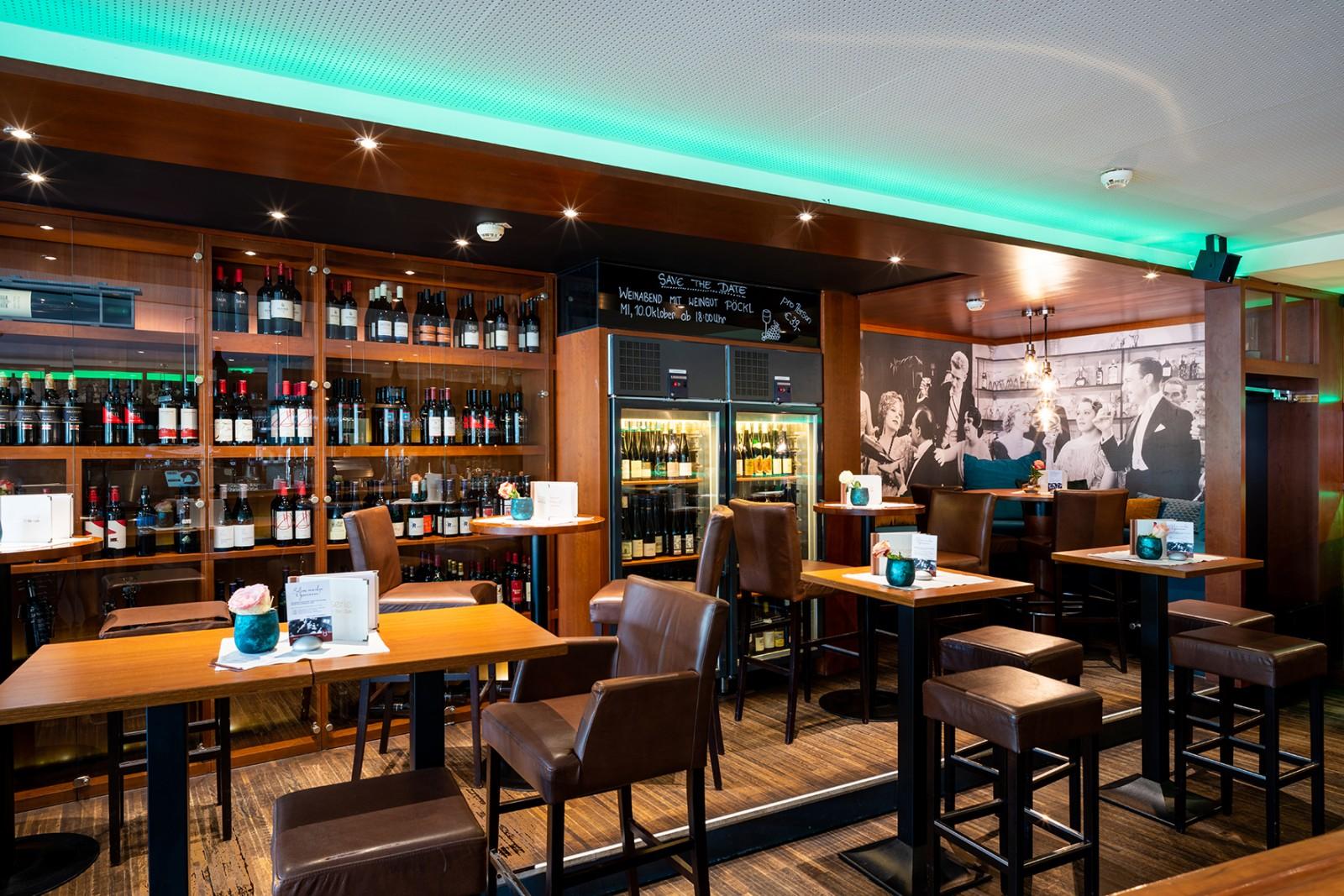 Linz single bar