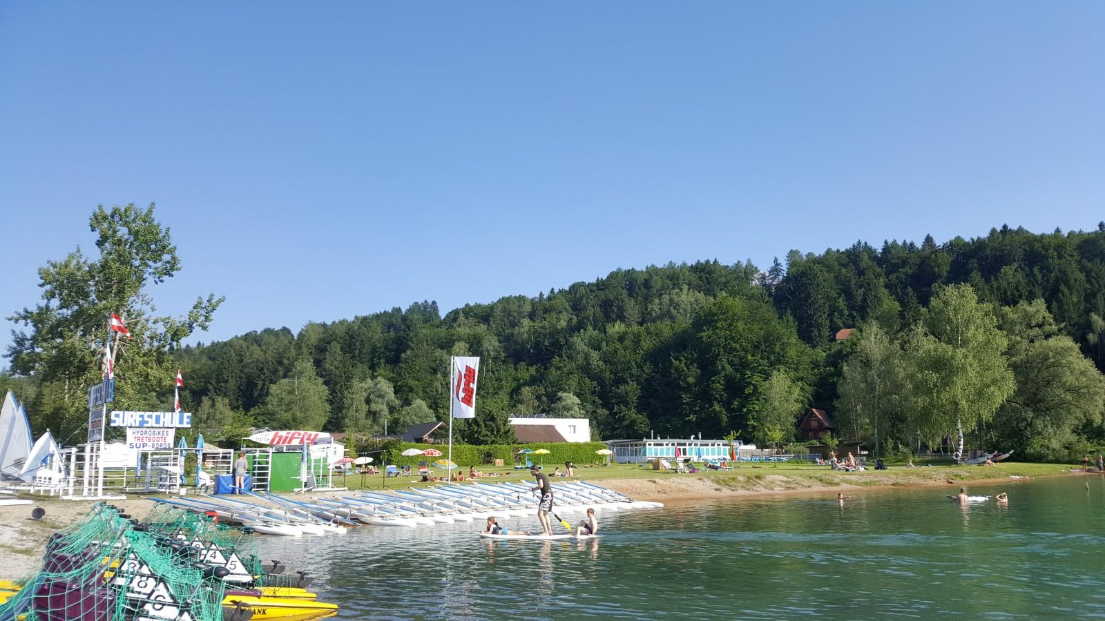 Faaker See Strandbad