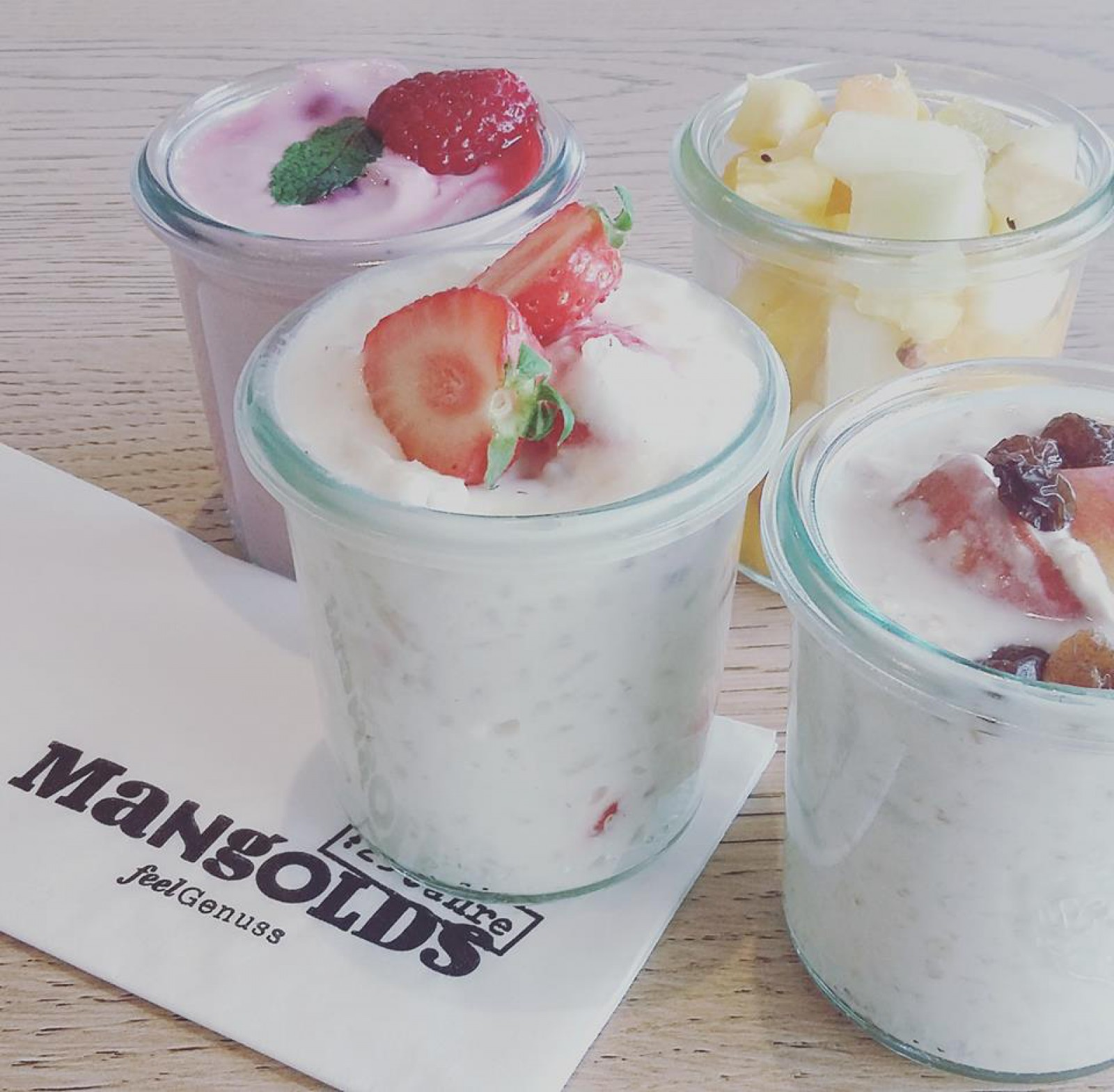 Mangolds Restaurant Catering Gmbh In Graz