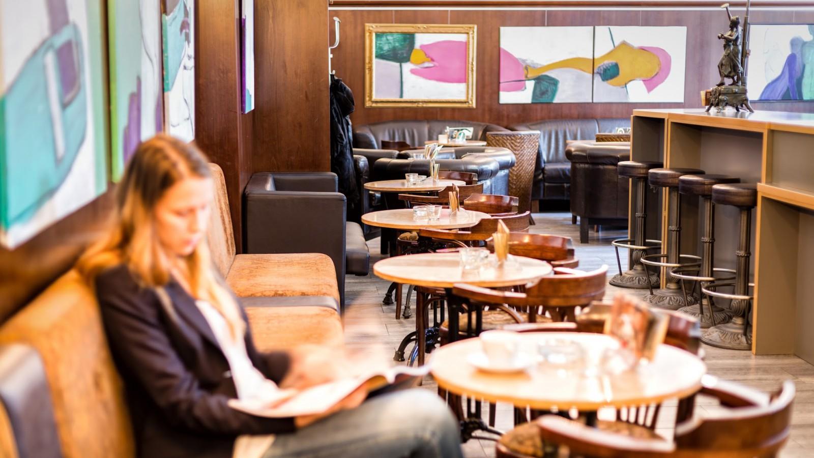 Cafe Kaiser Speisekarte