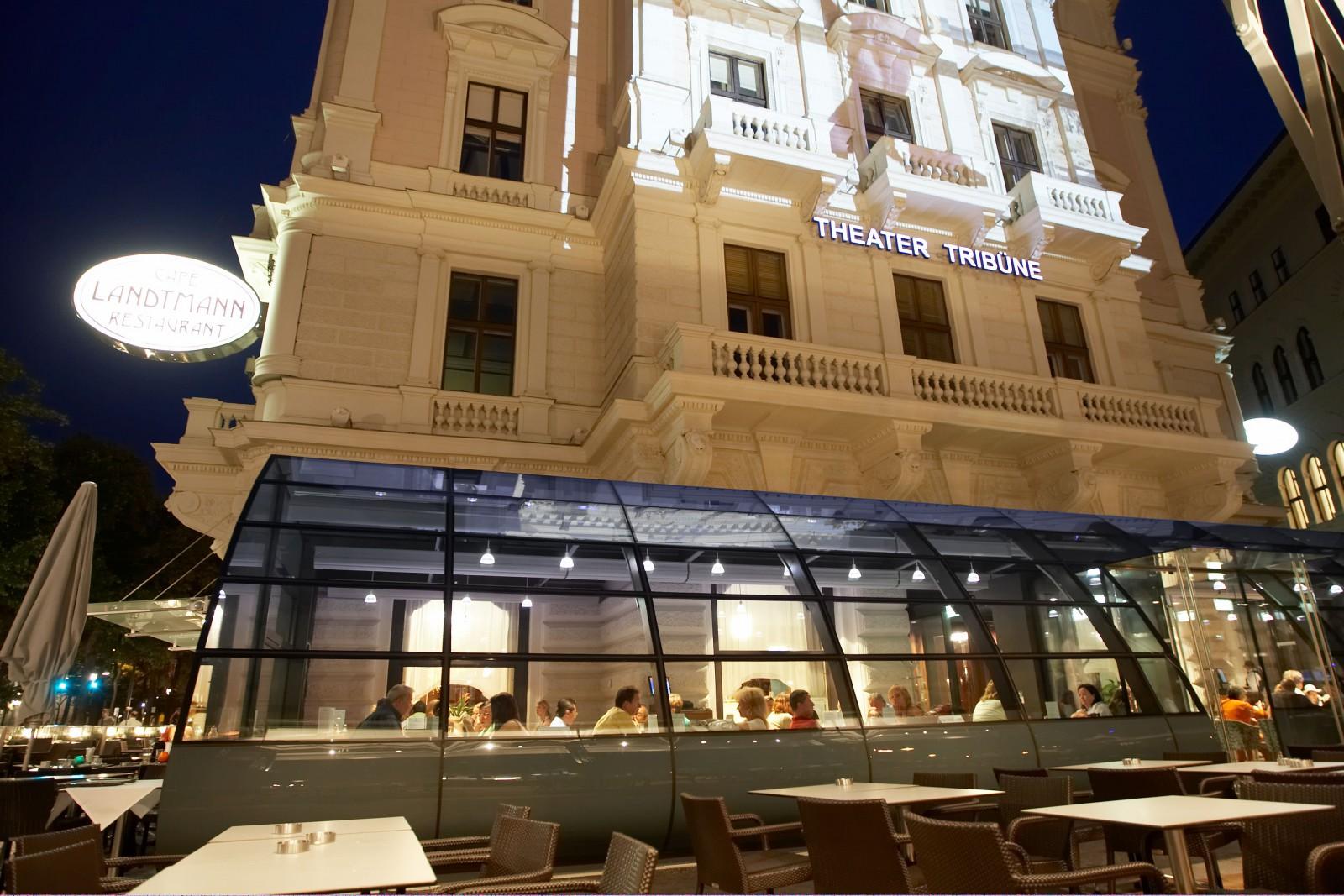 Cafe Landtmann Wien Speisekarte