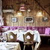 Restaurant HOTEL GOLDENER BERG in Lech