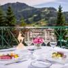 Restaurant Tennerhof Gourmet  Spa de Charme Hotel in Kitzbühel
