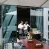 HEUER Garten. Restaurant. Bar in Wien (Wien / 04. Bezirk)]