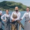 Restaurant Seehotel Das Traunsee in Traunkirchen (Oberösterreich / Gmunden)]