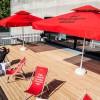 Restaurant AULA x space in Graz