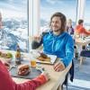 Gipfel Restaurant  3.029m in Kaprun