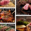 Restaurant Asado s Steakhouse, Bar & Lounge in Kirchberg