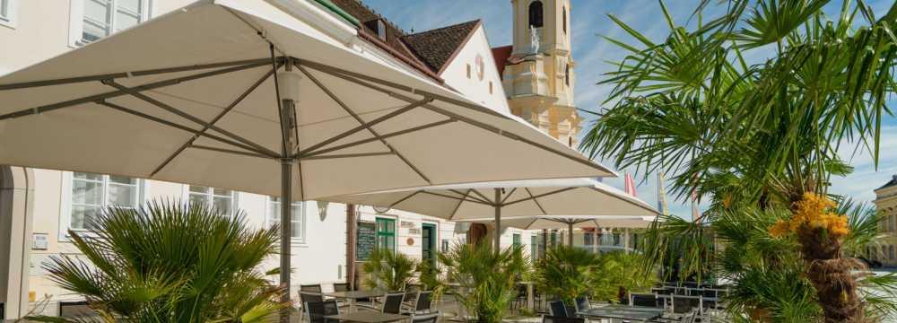 Cafe Restaurant im Rathaus in Laxenburg