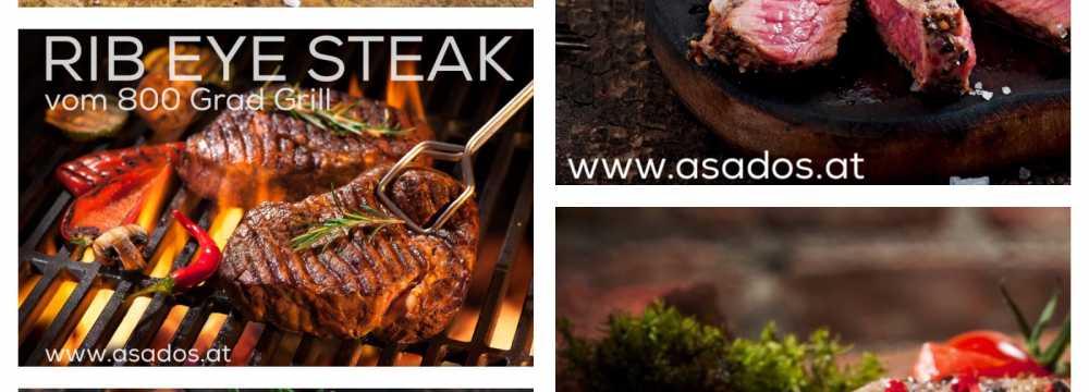 Asado s Steakhouse, Bar & Lounge in Kirchberg