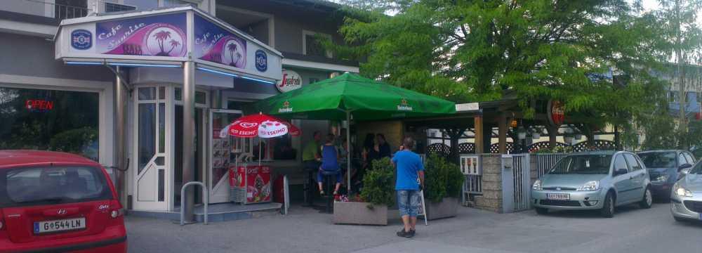 Cafe Sunrise in Graz