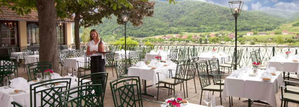 Restaurant Hotel Richard Löwenherz in Durnstein