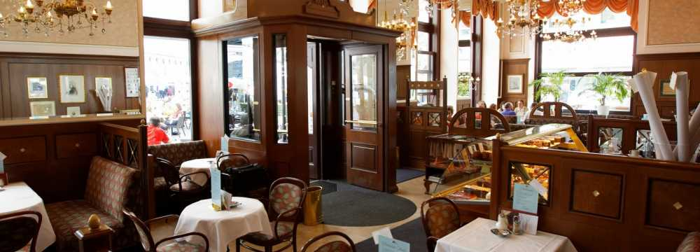 Café Mozart in Wien