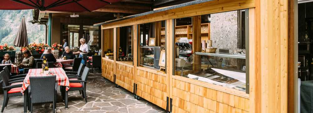 Restaurant Nationalpark Lodge Grossglockner  in Heiligenblut