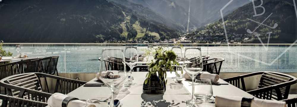 SEENSUCHT - Restaurant direkt am See in Zell am See in Zell am See