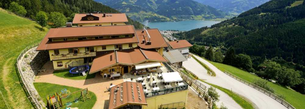 Berghotel Jaga-Alm GmbH & CoKG in Zell am See