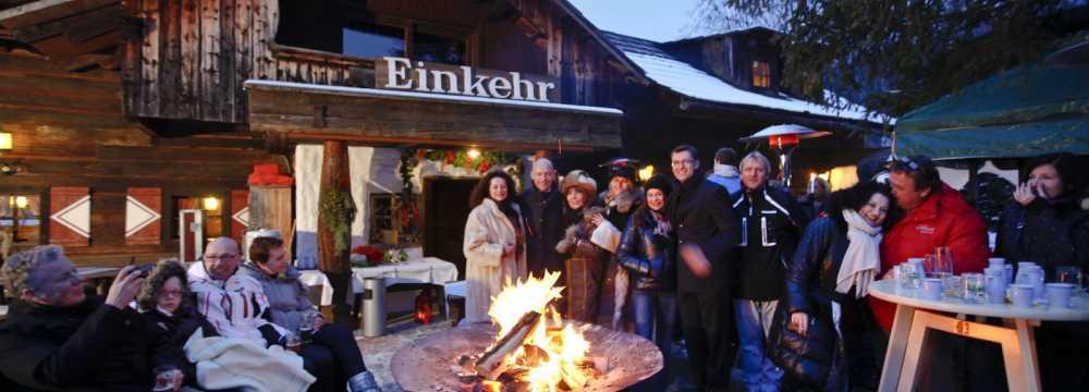 Trattlers Einkehr in Bad Kleinkirchheim