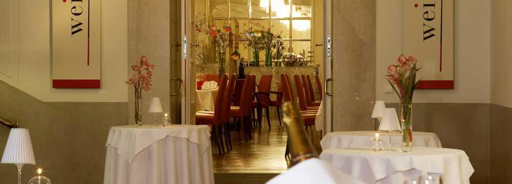 WEINZIRL Restaurant im Wiener Konzerthaus in Wien