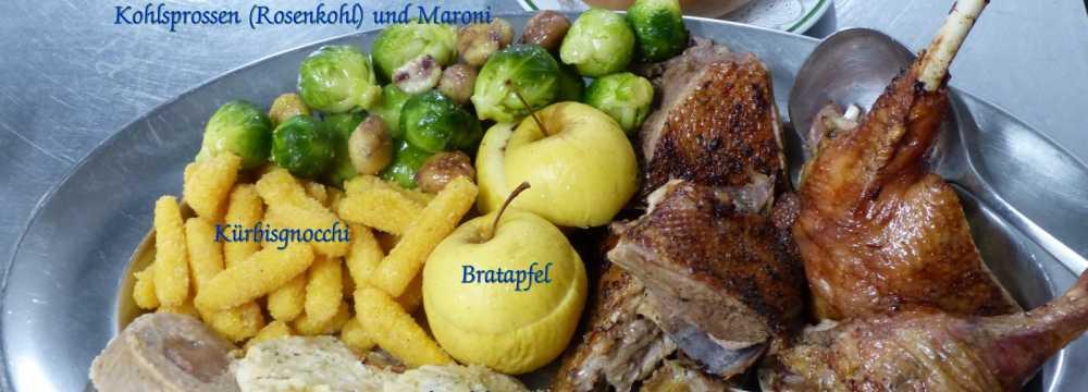 GenussRestaurant Staner im Landhaus Gritschacher in Lendorf