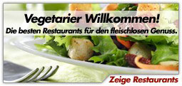 Die besten vegetarischen Restaurants