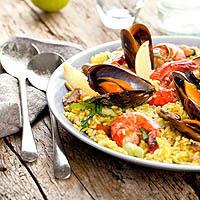Restaurants mit spanischer Küche