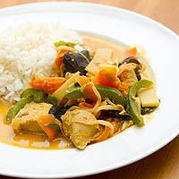 Restaurants mit thailändischer Küche
