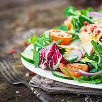 Restaurants mit veganer Küche