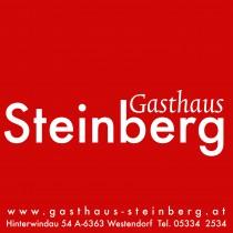 Logo von Restaurant GASTHAUS STEINBERG in Westendorf