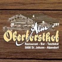 Logo von Restaurant OBERFORSTHOFALM in Sankt Johann