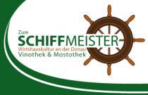 Logo von Restaurant Gasthof zum Schiffmeister in Wesenufer 19