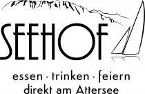 Logo von Restaurant Seehof Attersee in Attersee am Attersee