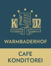 Logo von Restaurant Cafe Konditorei im Warmbaderhof in Villach