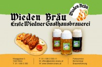 Logo von Restaurant Wieden Bru in Wien