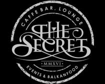 Logo von Restaurant The Secret - Caffe Bar  Lounge in Graz