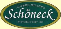 Logo von Restaurant Alfred Millers Schöneck in Innsbruck