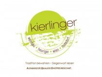 Logo von Restaurant Weinbau - Heuriger Kierlinger in Wien