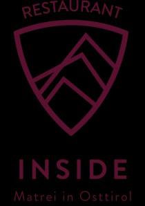 Logo von Restaurant das Inside im Hotel Outside in Matrei