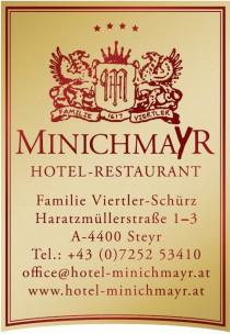 Logo von Restaurant Minichmayr in Steyr