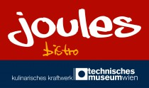 Logo von Restaurant Joules Caf im Technischen Museum Wien in Wien