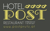 Logo von Restaurant Hotel Post Prutz in Prutz A
