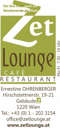 Logo von Zet Lounge Cafe Restaurant in Wien