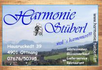 Logo von Restaurant Harmonie Stüberl in Ottnang