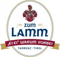 Logo von Hotel Restaurant Zum Lamm in Tarrenz