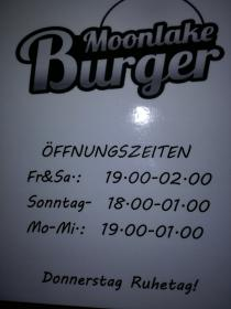 Restaurant Moonlake Burger in Mondsee