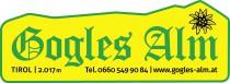Logo von Restaurant Gogles Alm in Landeck