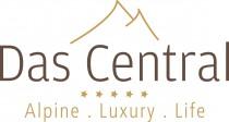 Logo von Restaurant Hotel Das Central in Sölden