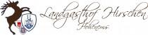 Logo von Restaurant Landgasthof Hirschen GmbH in Hohenems