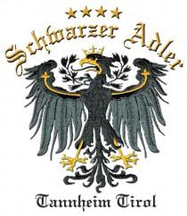 Logo von Restaurant Hotel Schwarzer Adler  Dependance Sonnenheim in Tannheim